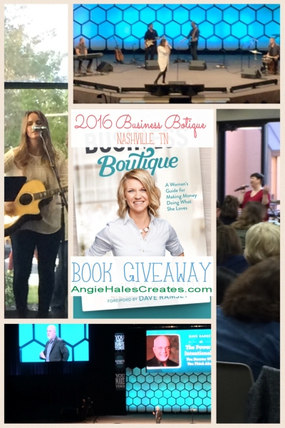 2016 Business Boutique~ Nashville TN
